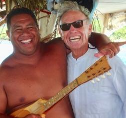 Ukulele Friends Bora Bora