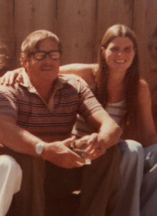 Dad & Me 1977